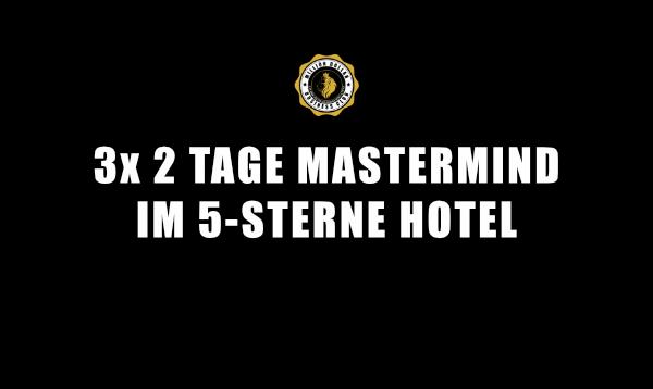 2. 5-STERNE HOTEL