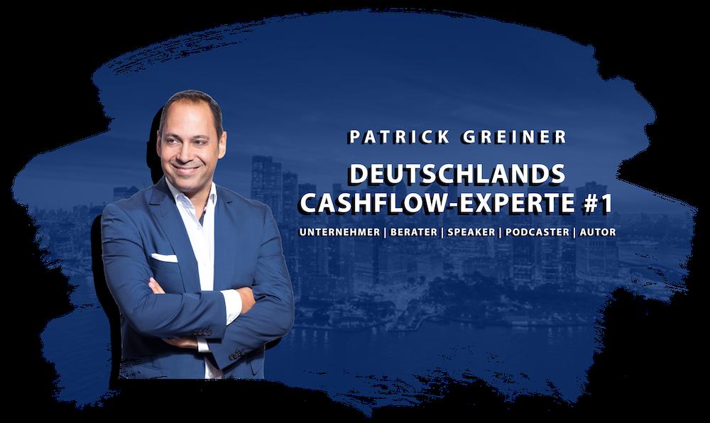 Patrick Greiner Cashflow-Experte
